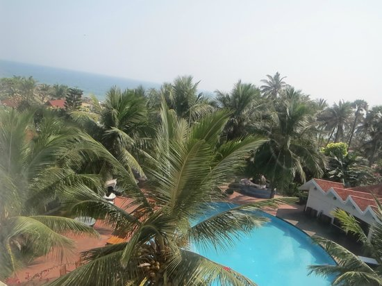The Park Visakhapatnam:                                                       From Room