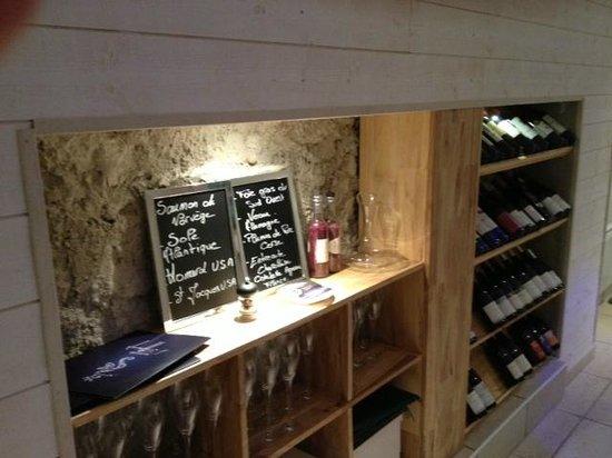 Sarreguemines, Frankreich:                   Cave à vins