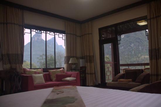 Li River Retreat: Views From The Deluxe Riverview Room