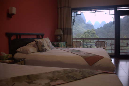Li River Retreat: Views From A Deluxe Standard Room