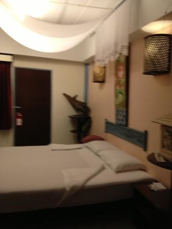Ao Chalong Villa & Spa:                   room207