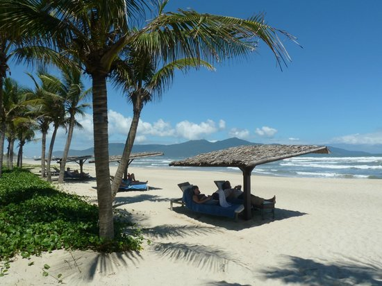 Fusion Maia Da Nang:                   Beautiful beach