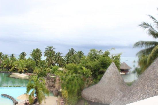 InterContinental Tahiti Resort & Spa:                                     sky