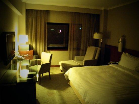 Grand Noble Hotel:                   Chambre