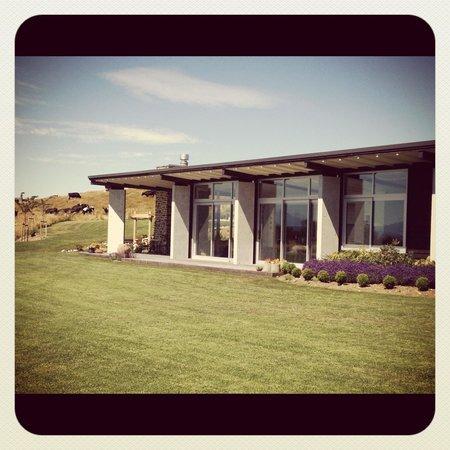 Prospect Lodge B&B:                   Garten