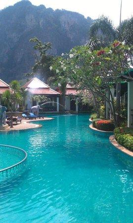 Orchid Garden Resort & Spa :                   piscina