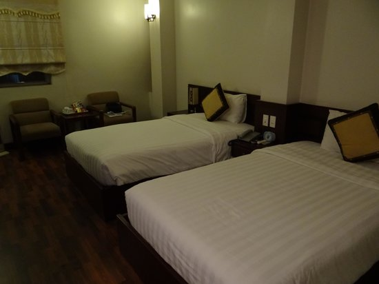 Hanoi Guest House:                                     Superior Room