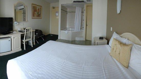 Hotel Northbridge : Room view