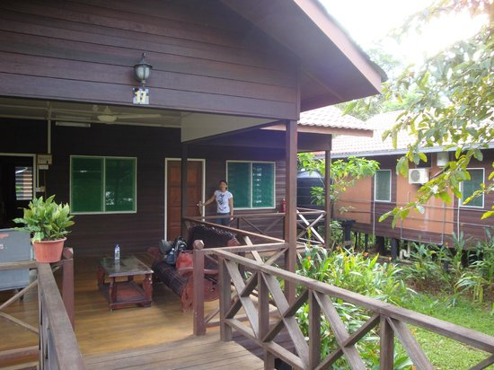 Kinabatangan Riverside Lodge: Room