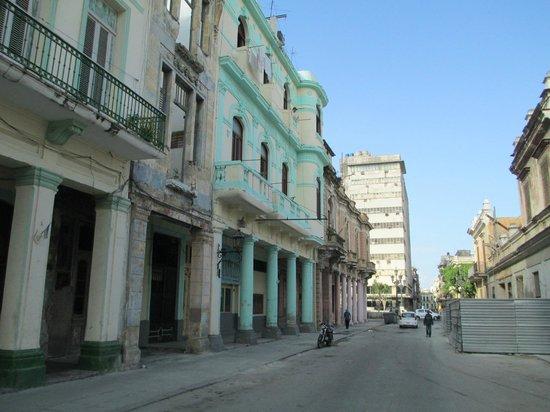 Casa Maura Habana Vieja:                   Refugio No.104 L'havana