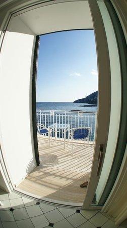 Hotel Marina Riviera: Balcony