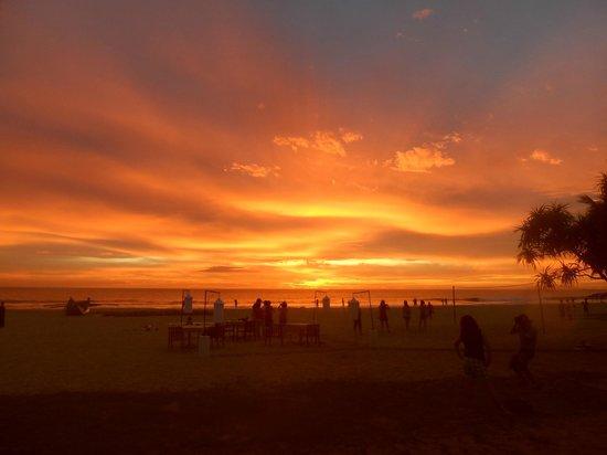 Heritance Ahungalla:                   sunsets