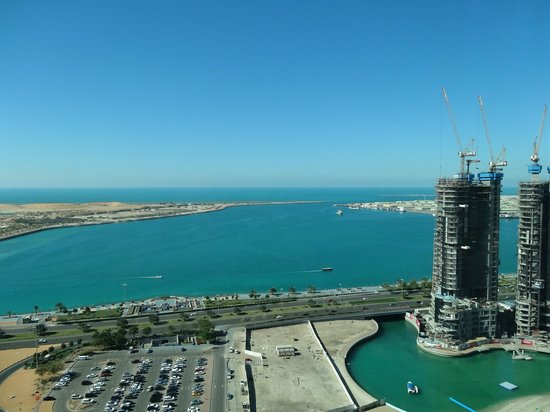 Sofitel Abu Dhabi Corniche: View
