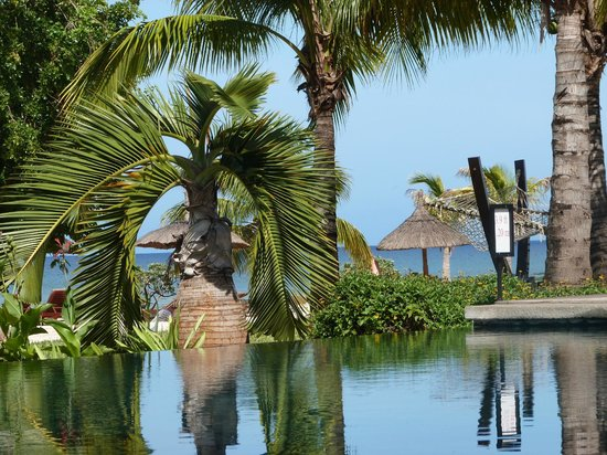 InterContinental Mauritius Resort Balaclava Fort: piscine