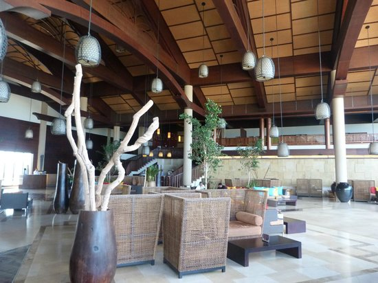InterContinental Resort Mauritius: le Hall