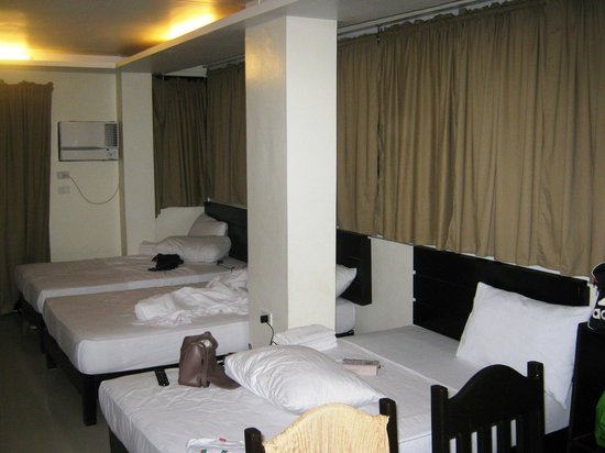 Tans Guesthouse: double beds