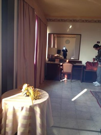 Hotel Forum:                   camera 312