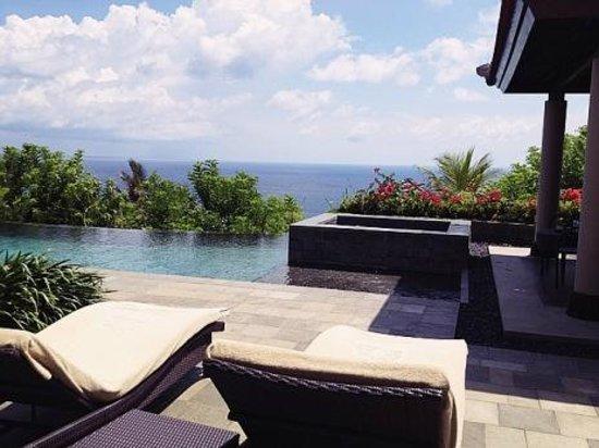Banyan Tree Ungasan, Bali : R &R Area