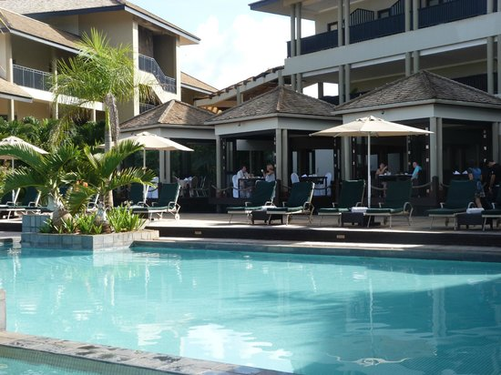 InterContinental Resort Mauritius: piscine