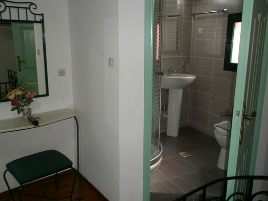 Anastasia Apartments: Apartment No3 Bathroom