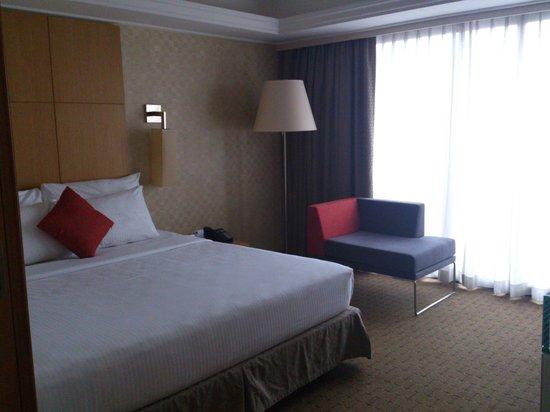 Novotel Singapore Clarke Quay: Standard Room 1802