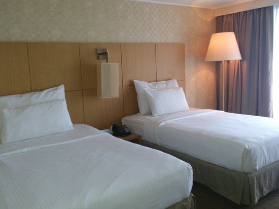 Novotel Singapore Clarke Quay: Superior Room-2 Twin beds room