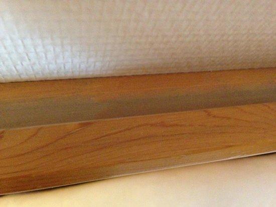 Sunstar Alpine Hotel Lenzerheide: Testata del letto