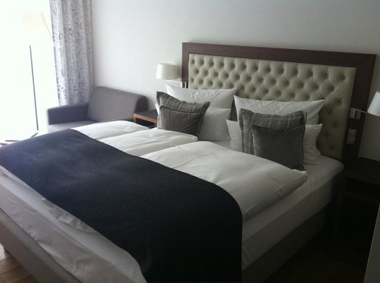 Waldhotel Stuttgart: Superior Room