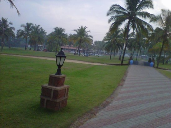 Holiday Inn Resort Goa:                   Pool View