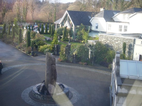 Muckross Park Hotel & Spa:                                     View from our suite