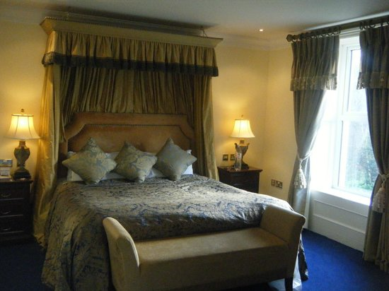 Muckross Park Hotel & Spa:                                     The Park Suite