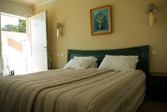 La Forestiere: Chambre supérieure (queen size bed ou twin)