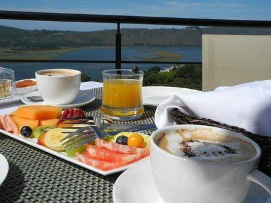 วิลล่าอัฟริกานาเกสท์เฮาส์:                   Mit das beste Frühstück, das wir je hatten! - Villa Afrikana Guest Suites