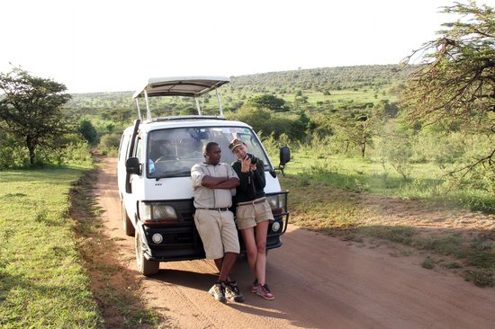 East Africa Adventure Tours and Safaris - Day Tours:                                     for viewing photos