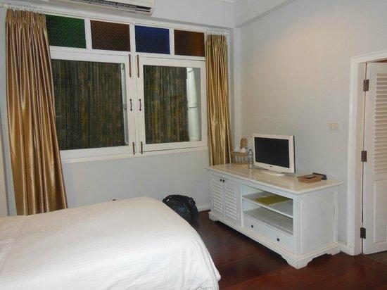 Villa Nagara:                                     my room
