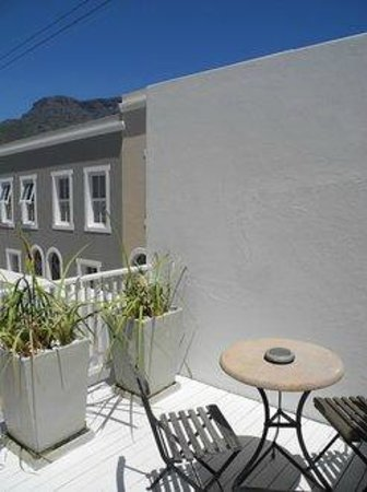 The Cape Cadogan:                   Tafelberg - Hotel Cape Cadogan