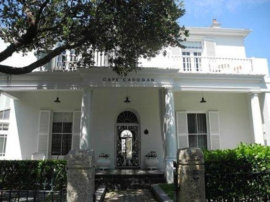 The Cape Cadogan:                   Cape Cadogan - Hotel Cape Cadogan