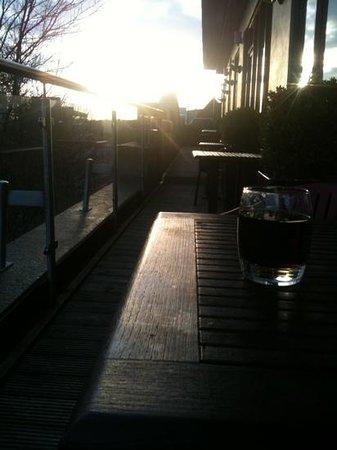 Hotel Maiyango:                                     bar terrace