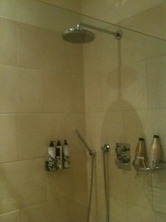 Hotel Maiyango:                                     great shower and products