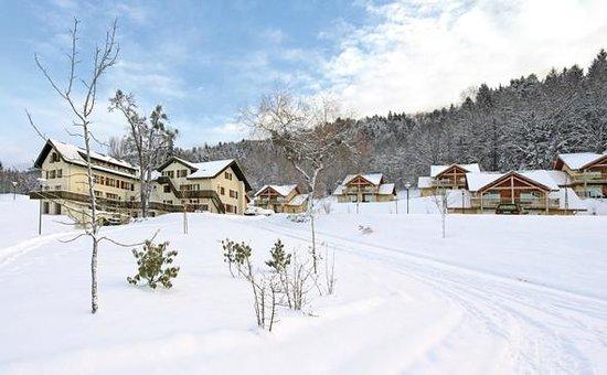 Park and Suites Evian Lugrin: Park&Suites Village Evian Lugrin - Exterior view