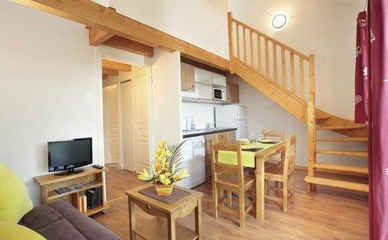 Park and Suites Evian Lugrin: Park&Suites Village Evian Lugrin - 2-bedroom Chalet
