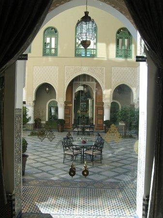 Palais Faraj Suites & Spa:                                     vue de l'hotel
