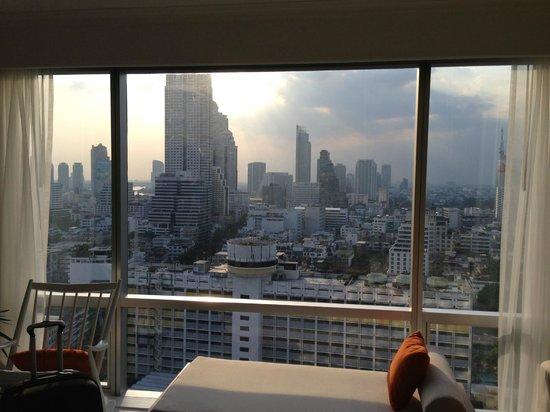 Pullman Bangkok Hotel G:                                     Remeiniscind of Hangover 2