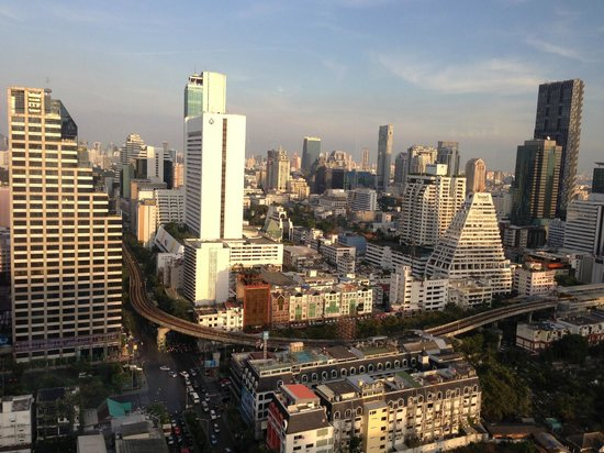 Pullman Bangkok Hotel G:                                     Snacks and planning from here!                            