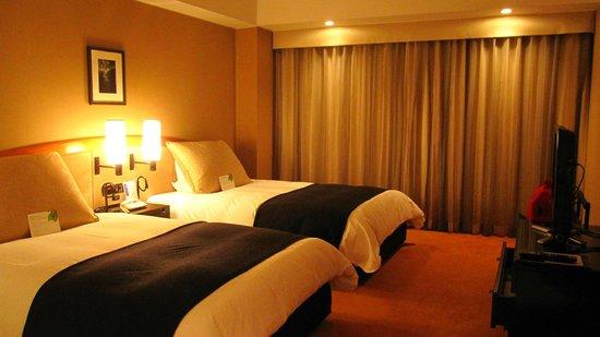 Hotel Granvia Kyoto:                   部屋