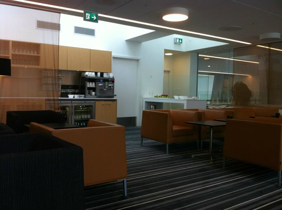 Crowne Plaza Copenhagen Towers:                   Club lounge