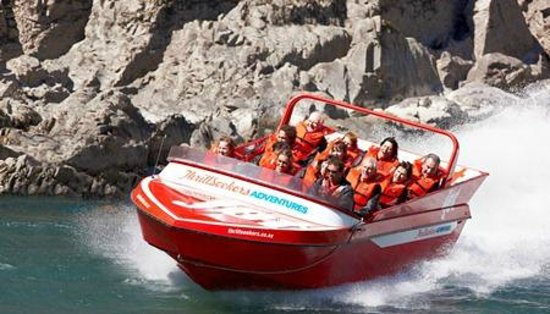 Hanmer Springs Attractions:                   Photo provided by Thrillseekers