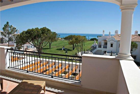 Dunas Douradas Beach Club: seaview terrace