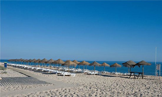 Dunas Douradas Beach Club: beach