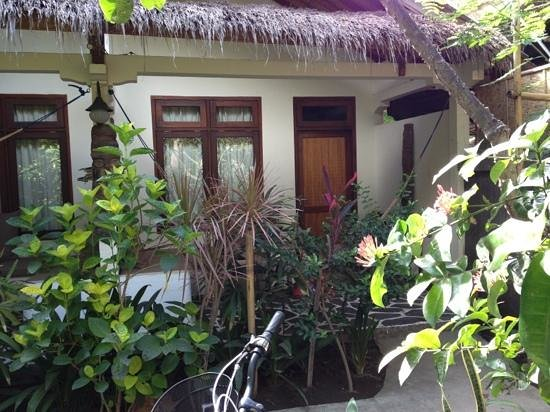 Rumah Purnama :                   our room